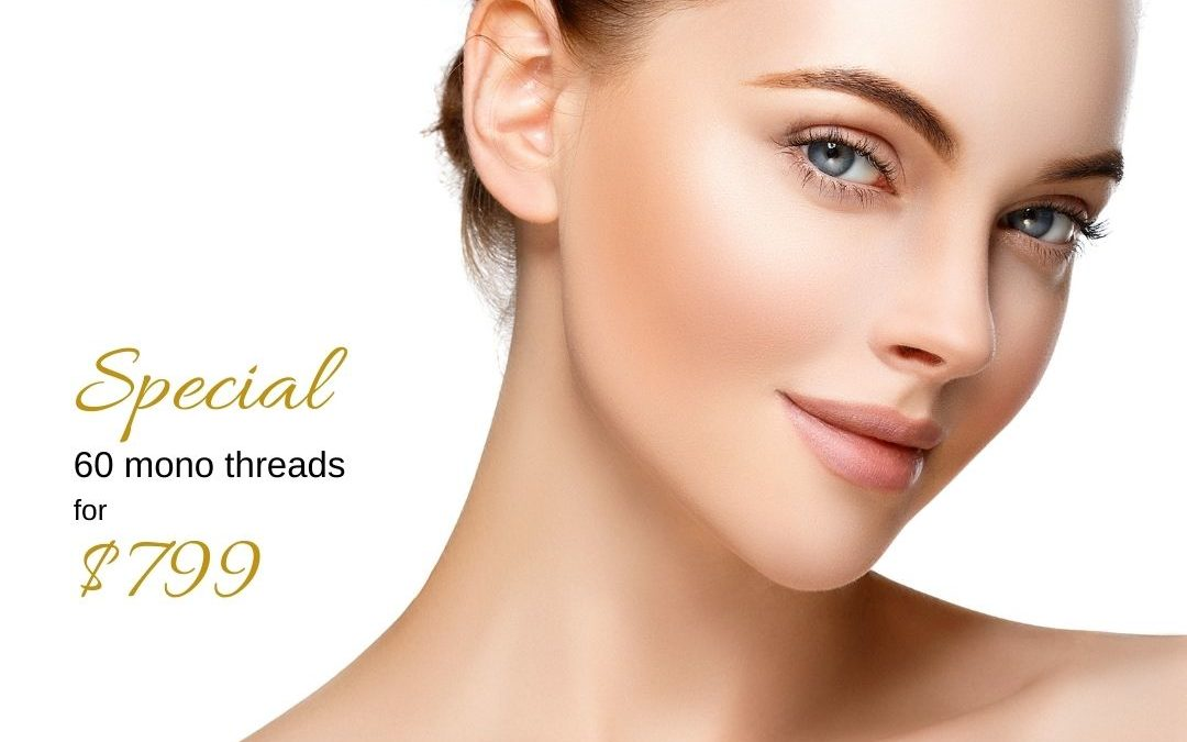 Special offer for 60 mono threads by Medical Injectables in Wollongong and Orange, NSW