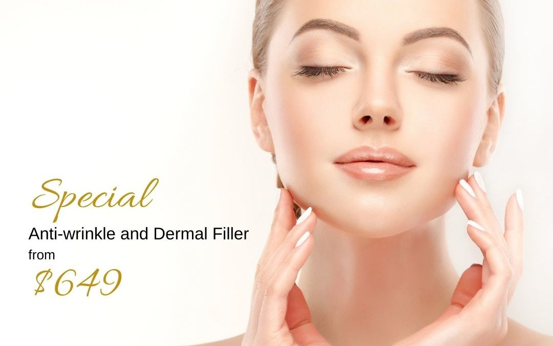 Special offer for anti-wrinkle and dermal fillers by Medical Injectables in Wollongong and Orange, NSW