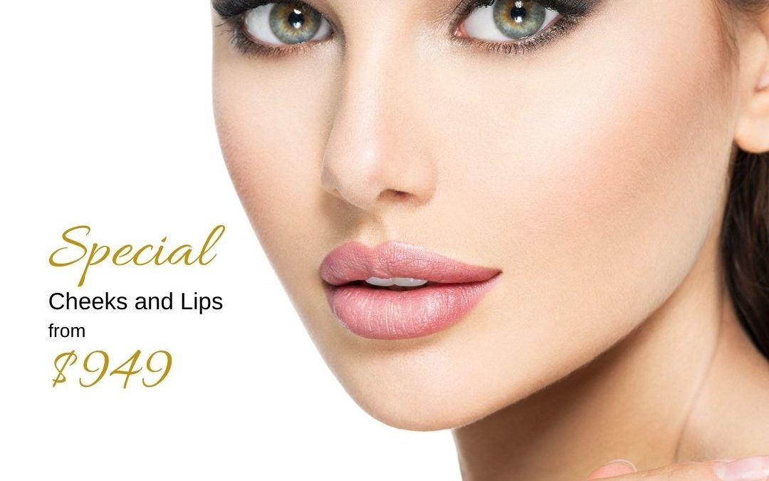 Special offer for Cheek and Lip Filler by Medical Injectables in Wollongong and Orange, NSW